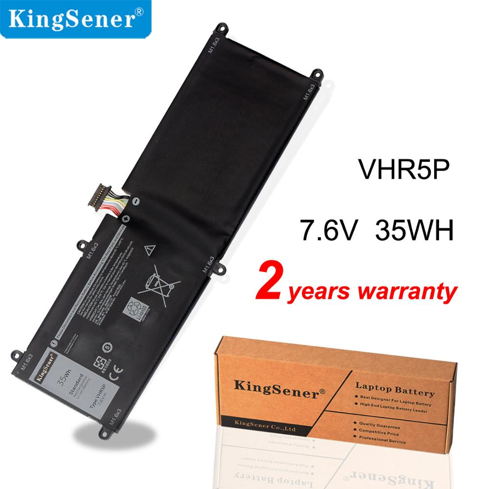 KingSener New VHR5P Laptop Battery For DELL Latitude 11 5175 Tablet Battery XRHWG RHF3V 7.6V 35WH