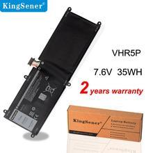 цены KingSener New VHR5P Laptop battery For DELL Latitude 11 5175 Tablet battery XRHWG RHF3V 7.6V 35WH