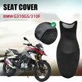 Для BMW G310GS G310R G 310 G310 GS R мотоциклетная защитная подушка чехол для сиденья из нейлоновой ткани чехол для седла аксессуары