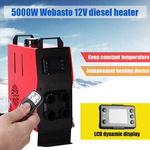 Image 1 - LCD Remote+ oil tank webasto air heater diesel for Boat car van RV Camper as Eberspacher Webasto parking diesel heater fan