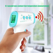 Non-Contact Infrared Human Body Thermometer Home Hand-Held Digital Thermometer Temperature Measurement Meter