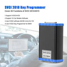 SVCI ABRITES Commander Diagnostic Scanner Odometer Correction Key Programmer ECU Programmer SVCI 2018 2014 2015 for AVDI(China)