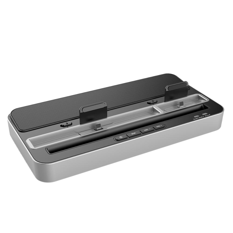 Ipega Pg-9119 Charging Base For-Nintendo Switch Multi-Purpose Charging Socket With Audio Speaker Function