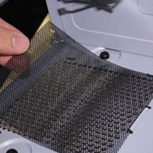 Cover Computer Mesh-Case Black Cooler Fan FILTER-NETWORK-NET Chassis