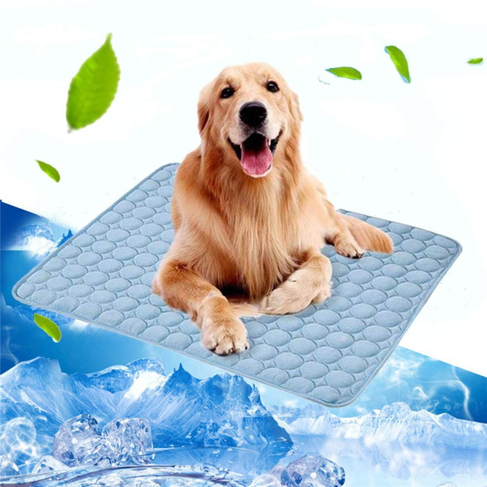 Breathable-Ice-Silk-Bed-for-any-alpha-dog-breed-training