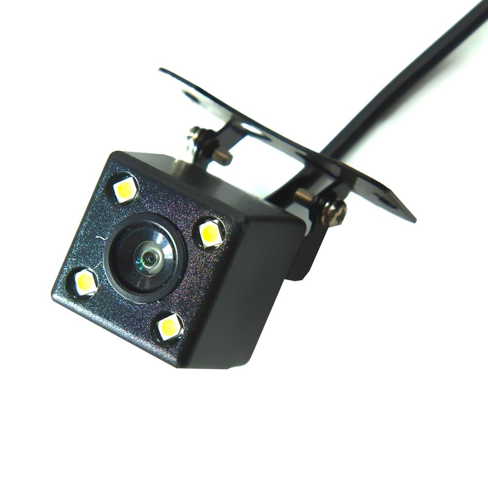 Универсальный авто RCA AV кабель жгут проводов для автомобиля заднего вида камеры парковки 6 м видео удлинитель - Название цвета: WG-no6M