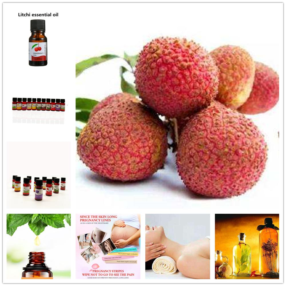 Pure Essential Oils Gift Set Sweet Litchi Diffuser Humidifier Essential Oil For Purifying Air Lasting Fragrance Aromatherapy
