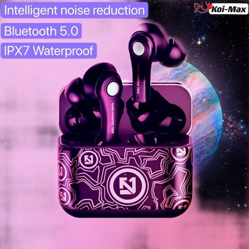 2021 Popular TWS Waterproof Bluetooth  5.0  9D HIFI Stereo Noise Sports Wireless Earpods Earbuds  Earphones Headset 1
