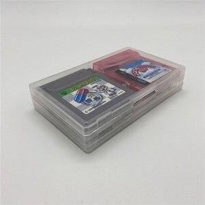 Image 4 - Коробка для хранения игр, коробка для защиты коллекции, коробка для карточных игр для Gameboy COLOR Gameboy pocket GB GBC DMG GB games