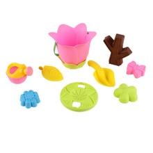 Beach-Toys Play Baby Kids Children for Sandbox-Set-Kit Summer Cart Water-Game