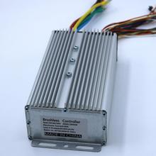 Контроллер двигателя GREENTIME 24 MOSFET 2000 Вт/2500 Вт 48-60 в 60Amax BLDC, Бесщеточный Регулятор скорости