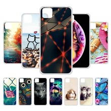 For Huawei Honor 9S Case Cover Phone Silicone TPU Soft Back Cases For Huawei Honor 9s Honor9s Case Bumper on Honor 9 S Fundas silicone phone case for huawei honor 9 honor 9 lite cases soft tpu phone back cover full 360 protective shell new design