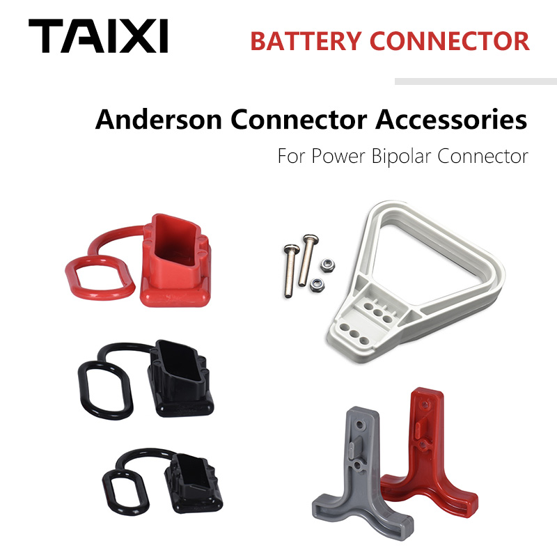 Anderson Connector Dustproof And Waterproof Accessories Insulating Plastic Material