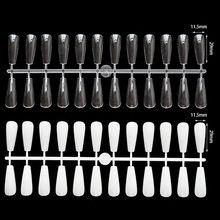 CFYDER – affichage de faux ongles en acrylique, clair/naturel, goutte d'eau, vernis Gel, nouvelle collection 240