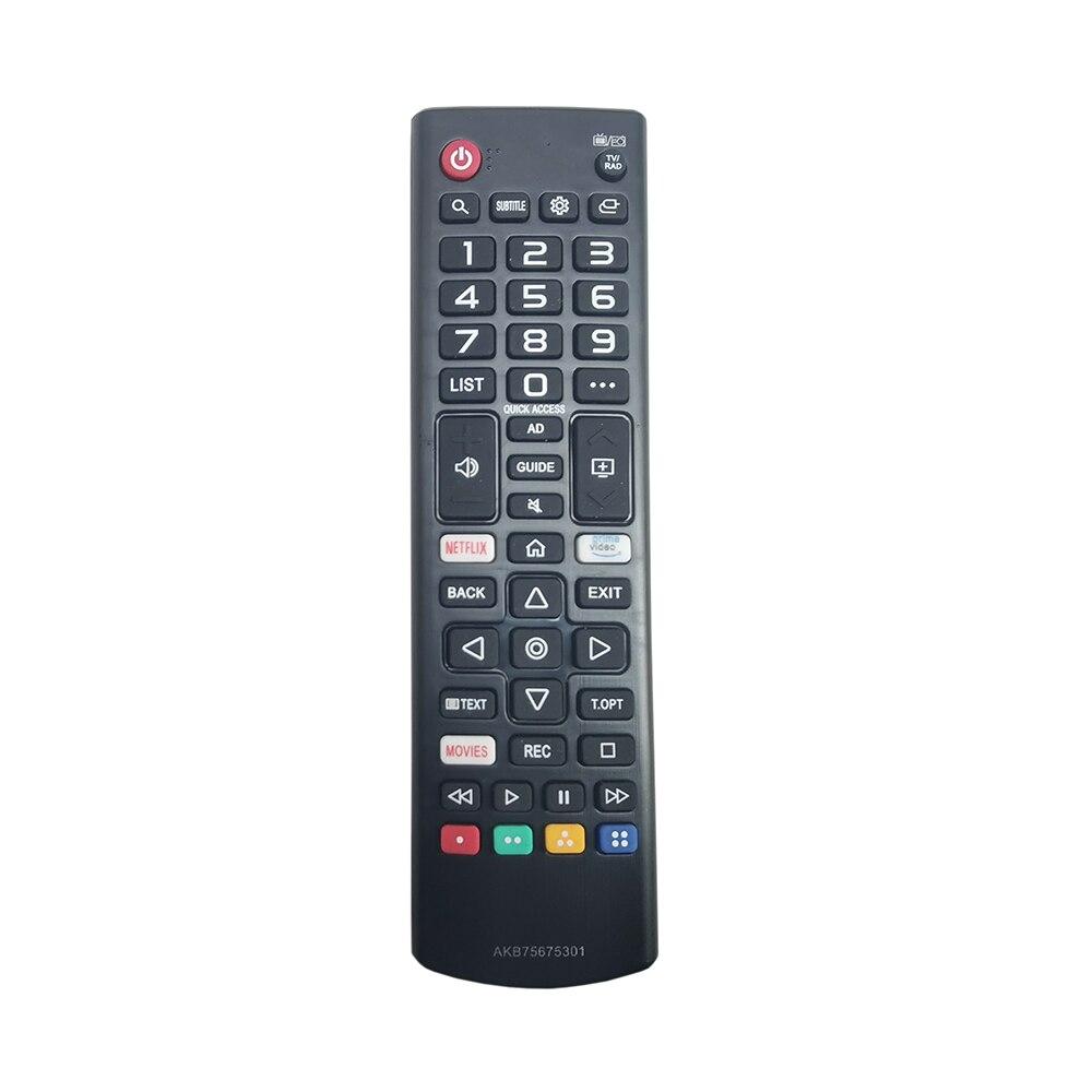 Пульт дистанционного управления AKB75675301 для LG Smart TV AKB75675311 AKB75675304 43LM6300PUB с NETFLIX, фильмы, управление через приложение