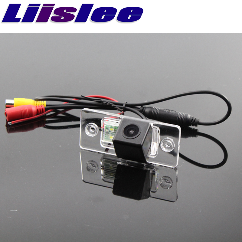 Car Camera For <font><b>Audi</b></font> <font><b>A8</b></font> <font><b>D3</b></font> <font><b>4E</b></font> 2002~2009 High Quality Rear View Back Up Waterproof Camera For PAL / NTSC For Use | CCD + RCA image