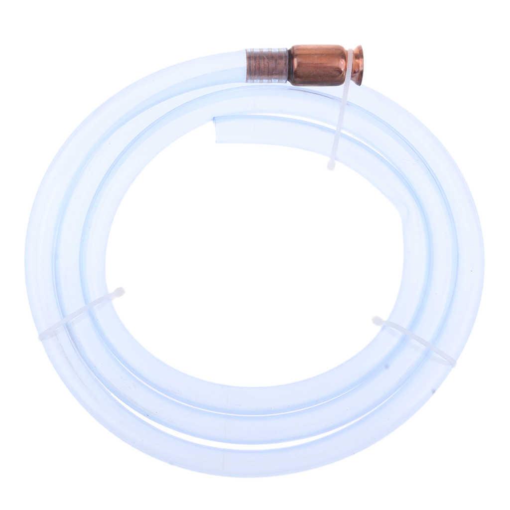 Шейкер сифонный шланг насос 6 футов X 5/8 дюймов антистатические трубки латунь