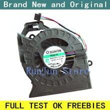 Novo portátil cpu ventilador de refrigeração refrigerador do radiador notebook para hp pavilion dv6 dv7 DV6-6050 DV6-6090 DV6-6000 DV6-6100 DV6-6200
