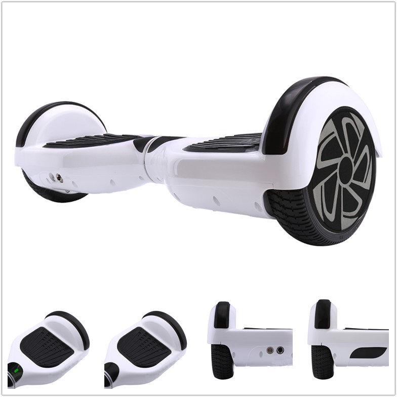 6.5 inch Self Balance Electric Hoverboard or Two Wheeler Electric Skateboard 2