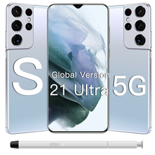 Galay S21 Ultra 5G 16+512GB Andriod 11 0 Cell Phone 6800mAh Big Battery 32+50MP Qualcomm888 Face ID Global Version Smartphones cheap jiansu HD Film Matte Other Tempered Glass Clear Tempered Film Anti Glare Anti Blue-ray CN(Origin) Samsung Front Film 16GB 512GB