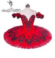 burgundy ballet tutu blue professional ballet tutu red Classical ballet tutu for performance BT8992