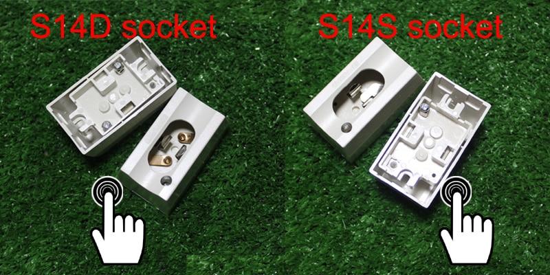 S14 socket
