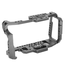 For BMPCC 4 K Cage Video Film Movie Cage Quick Release Plate For Blackmagic Pocket Cinema Camera 4K/6K for BMPCC 6K with Tools