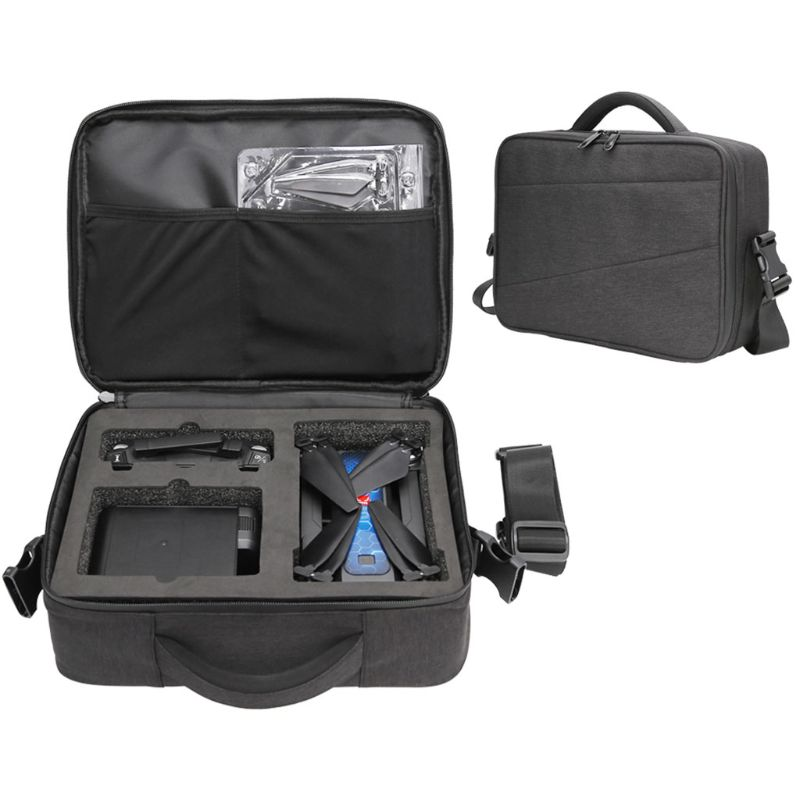 Portable Waterproof Carrying Shoulder Bag Protective Storage Case For MJX Bugs 4 W B4W Drone Accessories