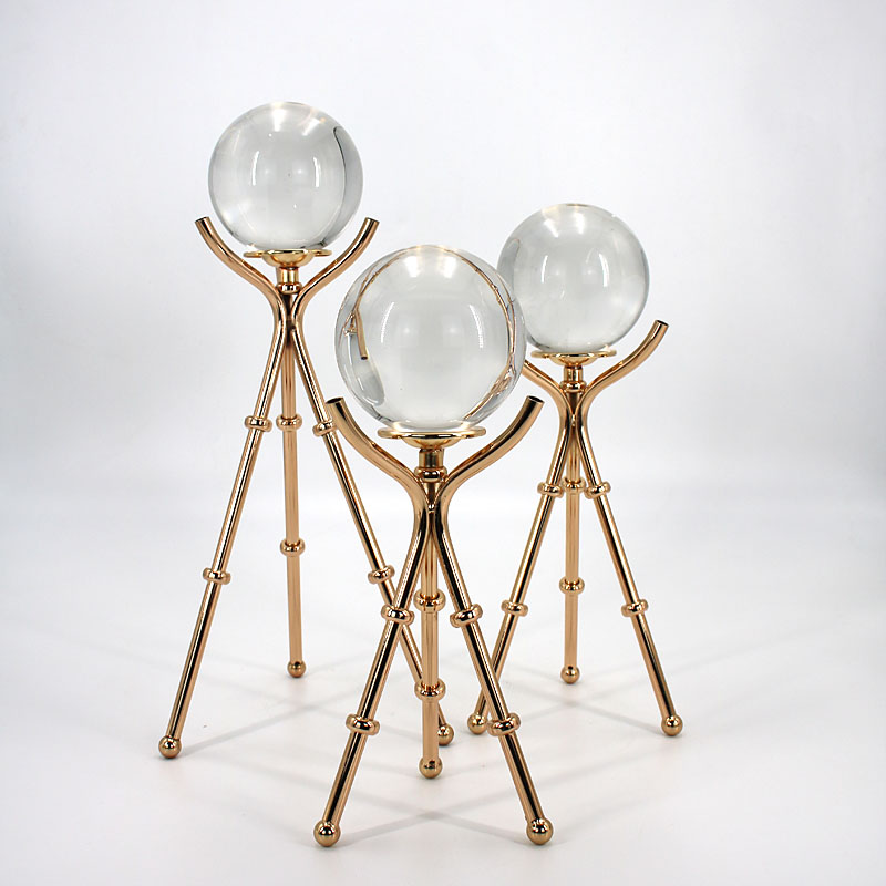 Klar Kristall ball Magische Kugel Glaskugel Fotografie Ball Kristall Handwerk Dekoration