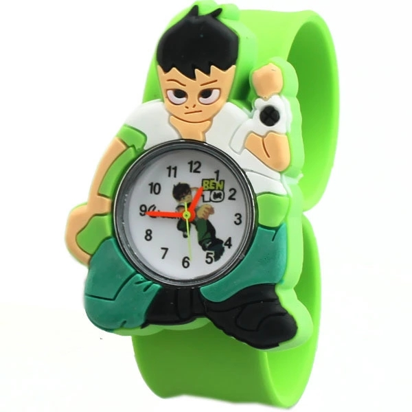 Children's Ben10 Silicone Patted Watch