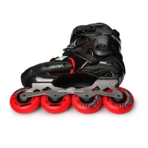 Image 4 - 100% Original 2020 SEBA IGOR2 FZ Adult Inline Skates DIY Roller Skating Shoes Flat Frame Slalom Sliding Free Skating Patines