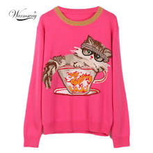 Sleeve Long Pullover Wholesale