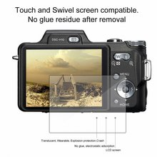 цена на Ultra Thin LCD Screen Premium Protective Film 8H Premium Tempered Glass Cover Film Suitable For Fuji X100T /For Nikon D5/D500