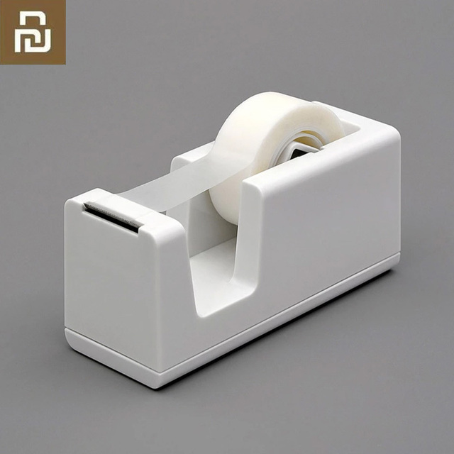 Youpin Kaco LEMO Stationery Tape Cutter Tape Storage Organizer Cutter Office Tape Dispenser Supplies