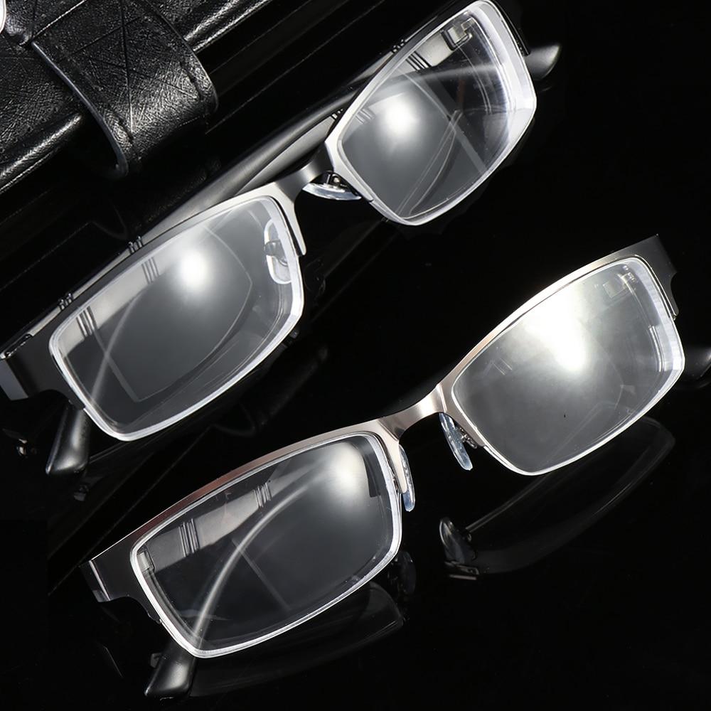 0 -1-1,5-2-2,5-3-3,5-4-4,5-5-5,5-6 gafas de miopía para hombre, marco de Metal Retro para estudiantes, gafas para miopía con montura para mujeres