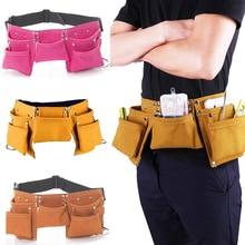 Multi-funktionale Elektriker Werkzeug Tasche Taille Beutel Gürtel Lagerung Organizer Elektriker Werkzeug Tasche Kit Tasche