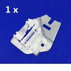 OE: 51357125059 لسيارات BMW X5 E53 منظم للنوافذ إصلاح كليب مع مزلق معدني الجانب الخلفي الأيسر 99-07