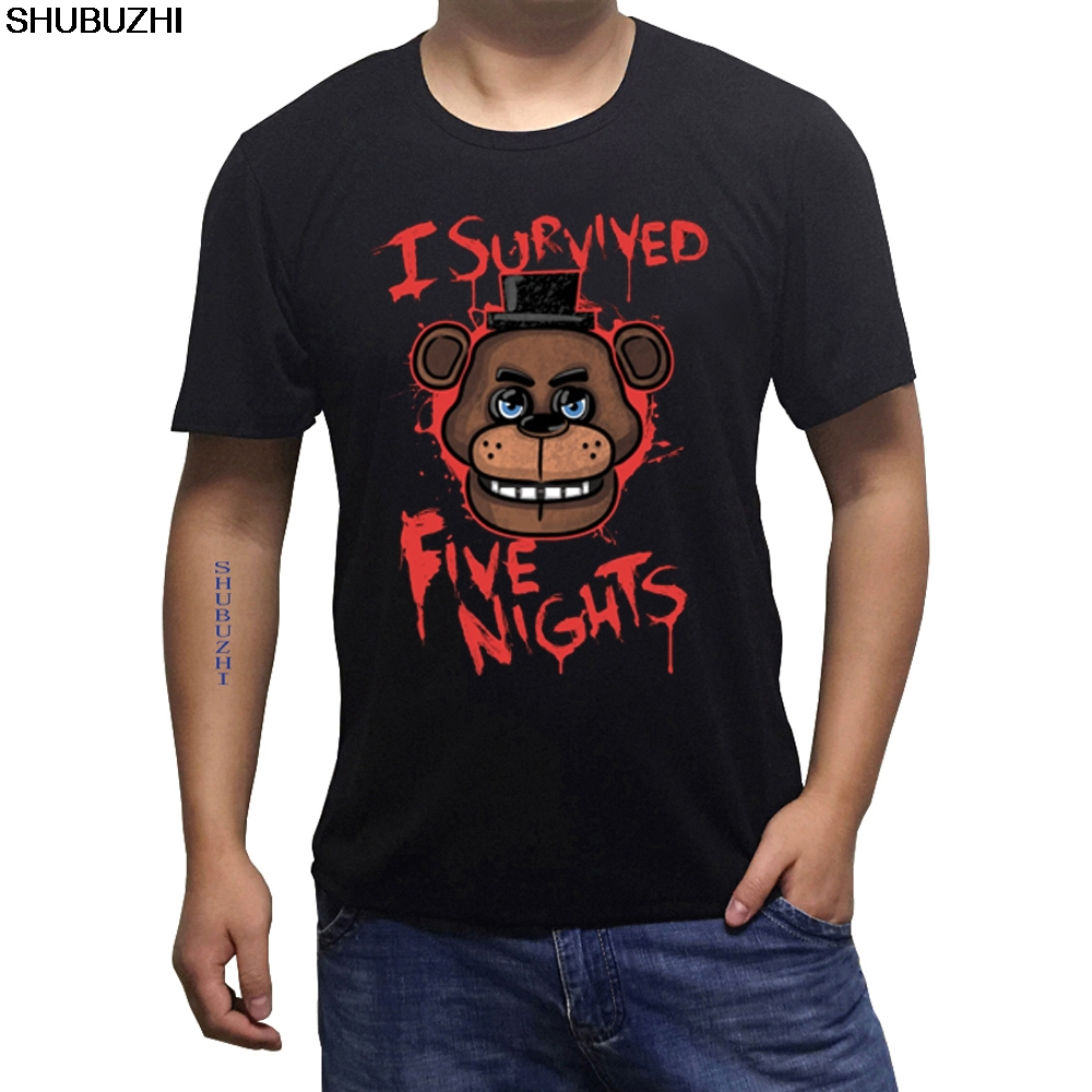 Five Nights At Freddy/'s I Survived Boy/'s T-Shirt