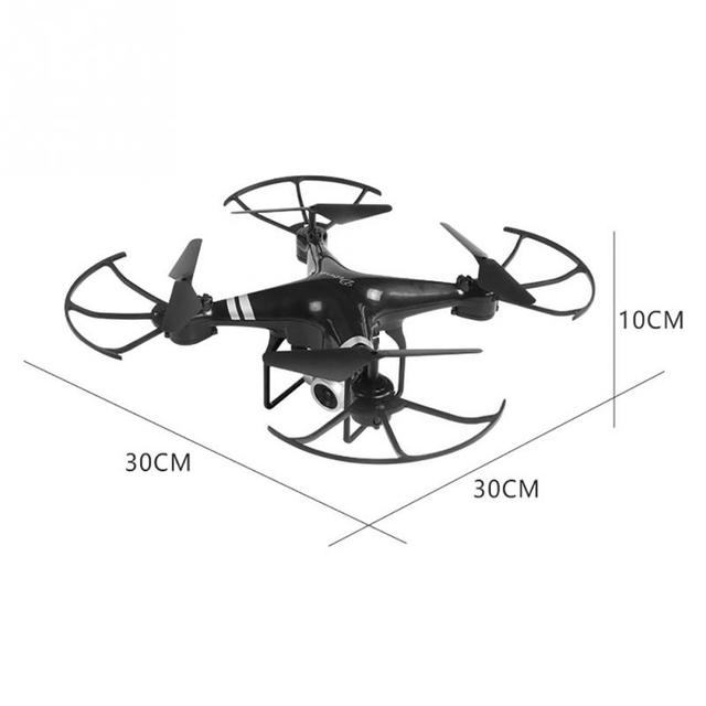 Drone 4k camera HD Wifi transmission drone air pressure fixed height four axis aircraft rc helicopter drone with camera