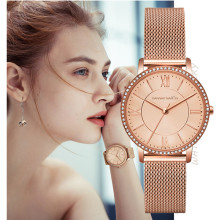 Diamond Women Watches Luxury Rhinestone Quartz Wristwatch Female Top Brand Ladies Watch Waterproof Reloj Mujer