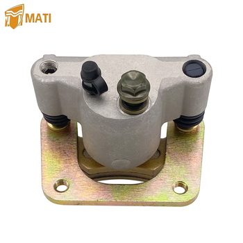For ATV Polaris RZR S 800 Sportsman Touring X2 500 700 800 Right Rear Brake Caliper Assembly with Pads Replacement 1911545 for atv polaris atp magnum 330 500 sportsman x2 400 450 500 600 700 800 intl left front brake caliper assembly with pads 1910841