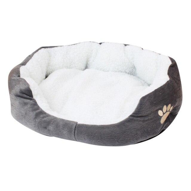 Pluche Comfort Honden kleur grijs 4