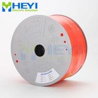 High pressure Pneumatic Component C category PU Tube 6mm OD 4mm ID Air Line Polyurethane Hose for Compressor