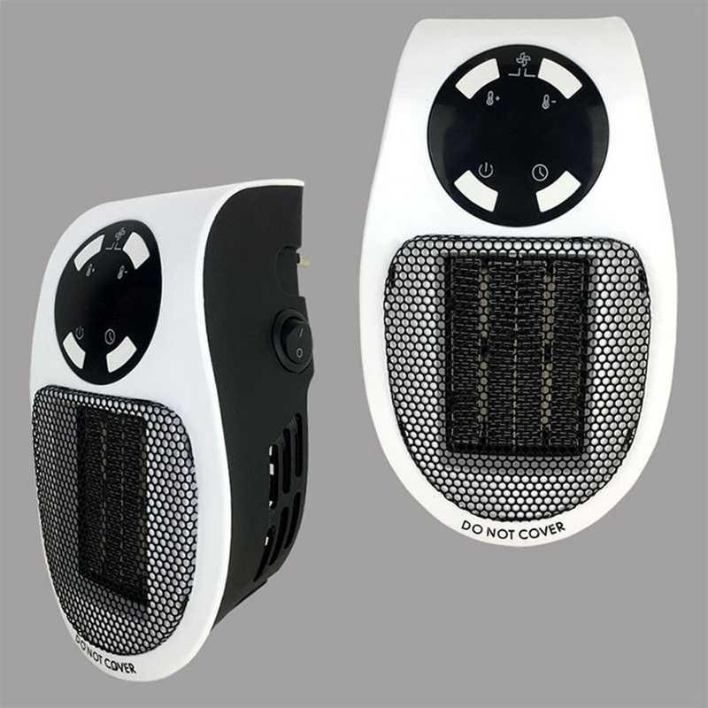 22%, chauffage électrique à distance 10A 220V 500W chauffage rapide Mini bureau mur poêle radiateur plus chaud Machine