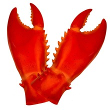 Novelty Lobster Claws Latex Gloves Halloween Party Cosplay Cartoon Crab Costume Unique Carnival Fancy Props
