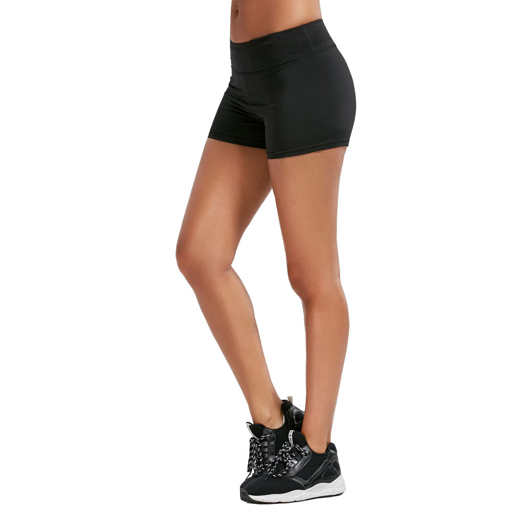 New Summer Yoga Sports Shorts Women's Fast Dry Breathable Running Training Fitness Loose Casual Shorts Thin 3-point Hot Leggings