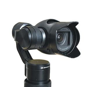Image 2 - DJI OSMO 짐벌 카메라 렌즈 후드 안티 눈부심 눈부심 방지 ABS 보호 태양 그늘 커버 보호 케이스 바이저 DJI Inspire 1 X3