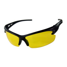 Горячие очки для ночного вождения, антибликовые очки для безопасного вождения, солнцезащитные очки с желтыми линзами, очки ночного видения