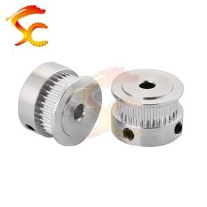 Запчасти для 3D-принтеров шкив для принтера GT2 32 зубчатый диаметр 5 мм 10 мм 2GT 32 зубчатый шкив подходит для GT2 Ширина ремня 6 мм