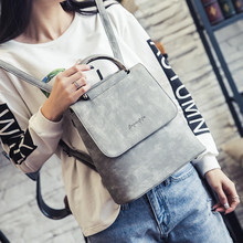 New arrival 2020 new winter Backpack  female leisure dual purpose portable Shoulder Bags Mini